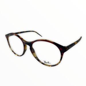 RayBan Women's Eyeglasses RX 5371 Havana Round